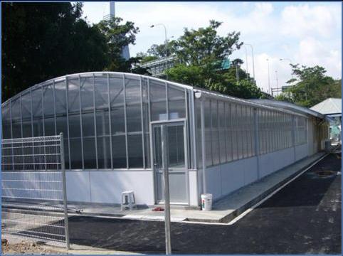 UM greenhouse